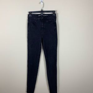 American eagle black highwaist jegging Jeans